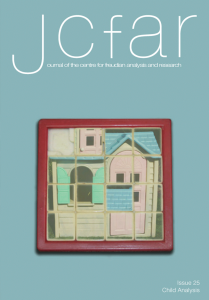 JCFAR Issue 25
