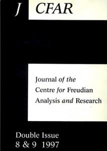 JCFAR Issue 8 & 9