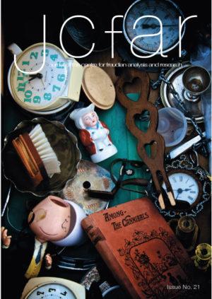 JCFAR 21 Cover